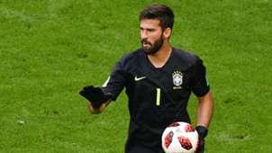 Alisson Brazil World Cup 2018
