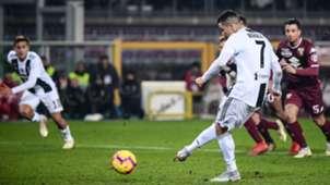 Cristiano Ronaldo Torino Juventus Serie A