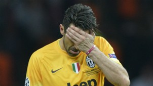 Gianluigi Buffon Juventus Champions League 2014-2015