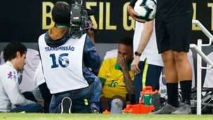 Neymar Brazil Qatar Friendly 05062019