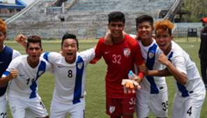 AIFF Elite Academy celebrate