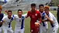 AIFF Elite Academy celebrate