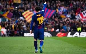 Messi Barcelona Atletico LaLiga