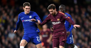 Andreas Christensen, Lionel Messi