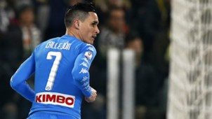 Josè Callejon Juventus Napoli Coppa Italia