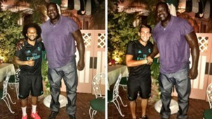 Marcelo Kovacic Shaquille O'Neal