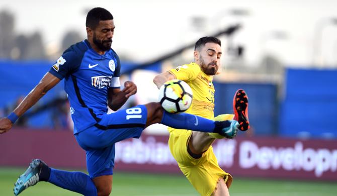 الوصل - النصر الإماراتي