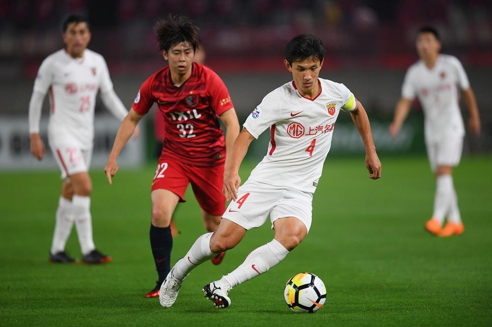 Kashima Antlers Shanghai SIPG AFC Champions League 2018