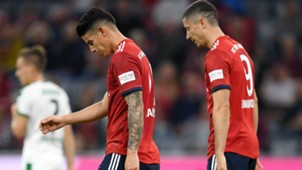 James Robert Lewandowski FC Bayern 06102018