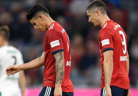 Delaney: It's too early to say Bayern are in crisis