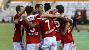 Adana Demirspor Sivasspor celebration