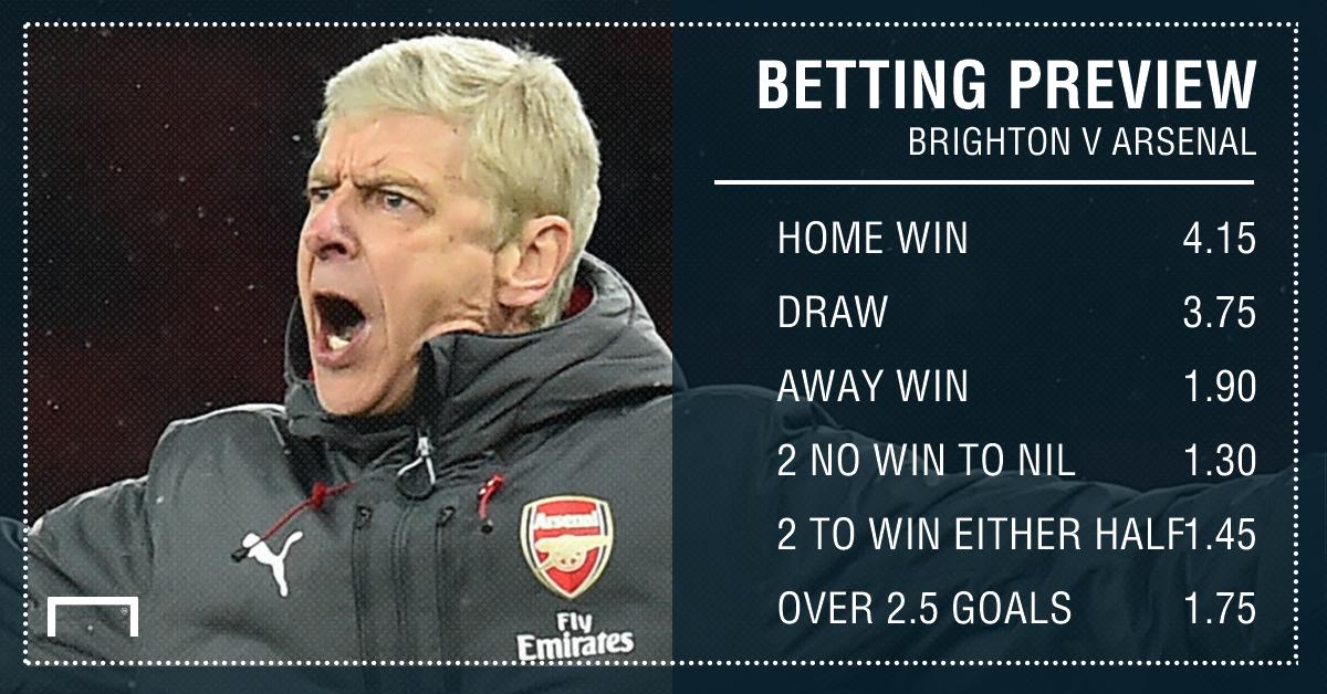 Brighton Arsenal PS