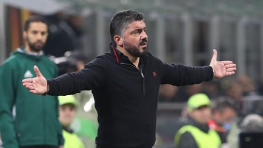 Gattuso Milan Arsenal
