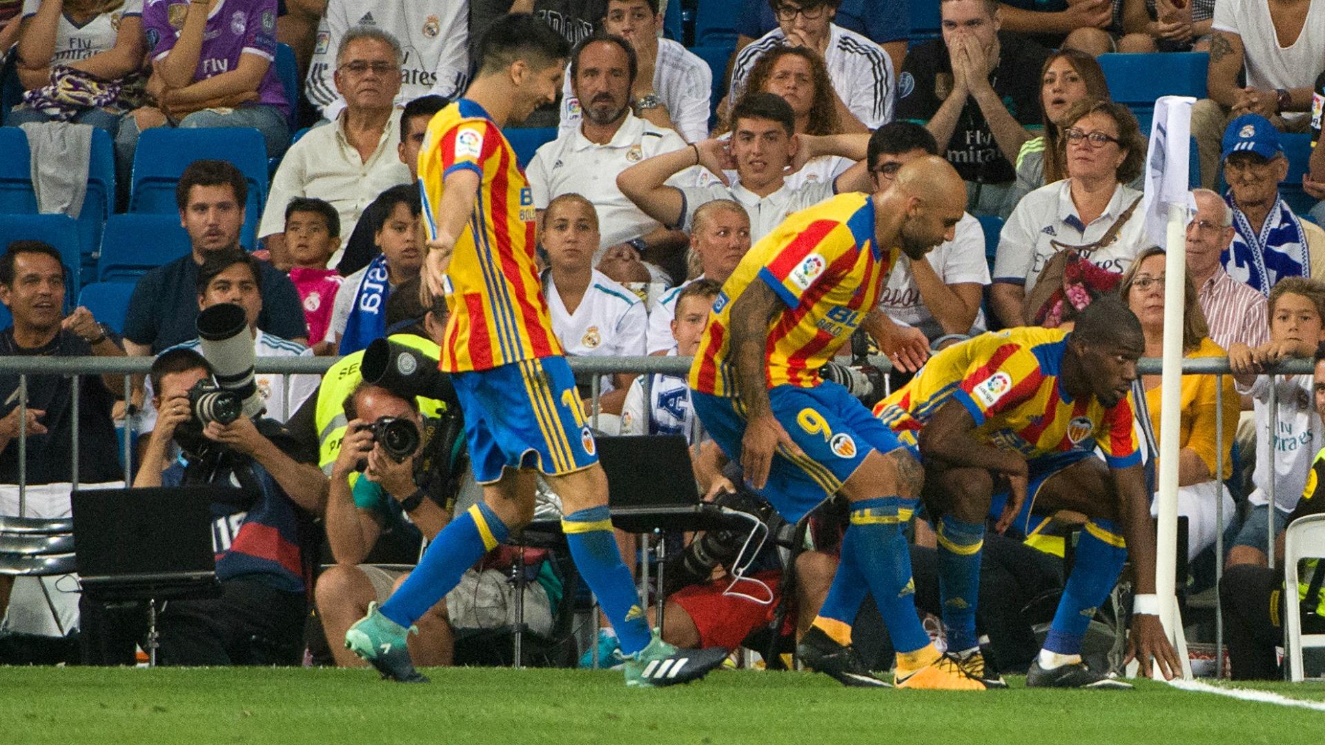 Kondogbia Real Madrid Valencia