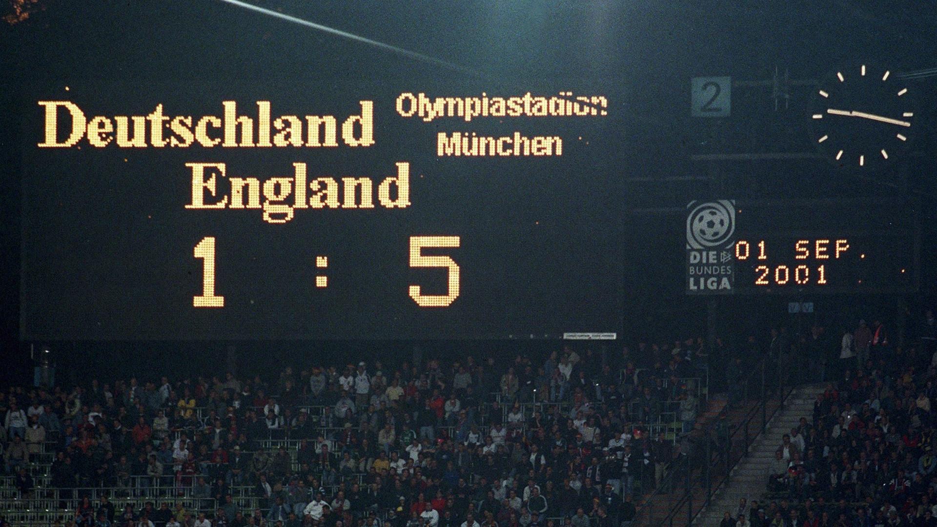 England Germany