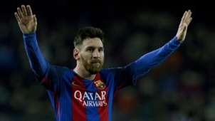 Lionel Messi Barcelona 2016