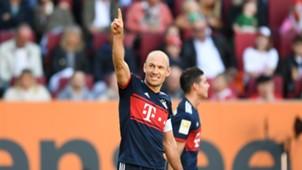 Arjen Robben Bayern München 07042018