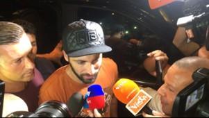 Gonzalo Higuain a Milano