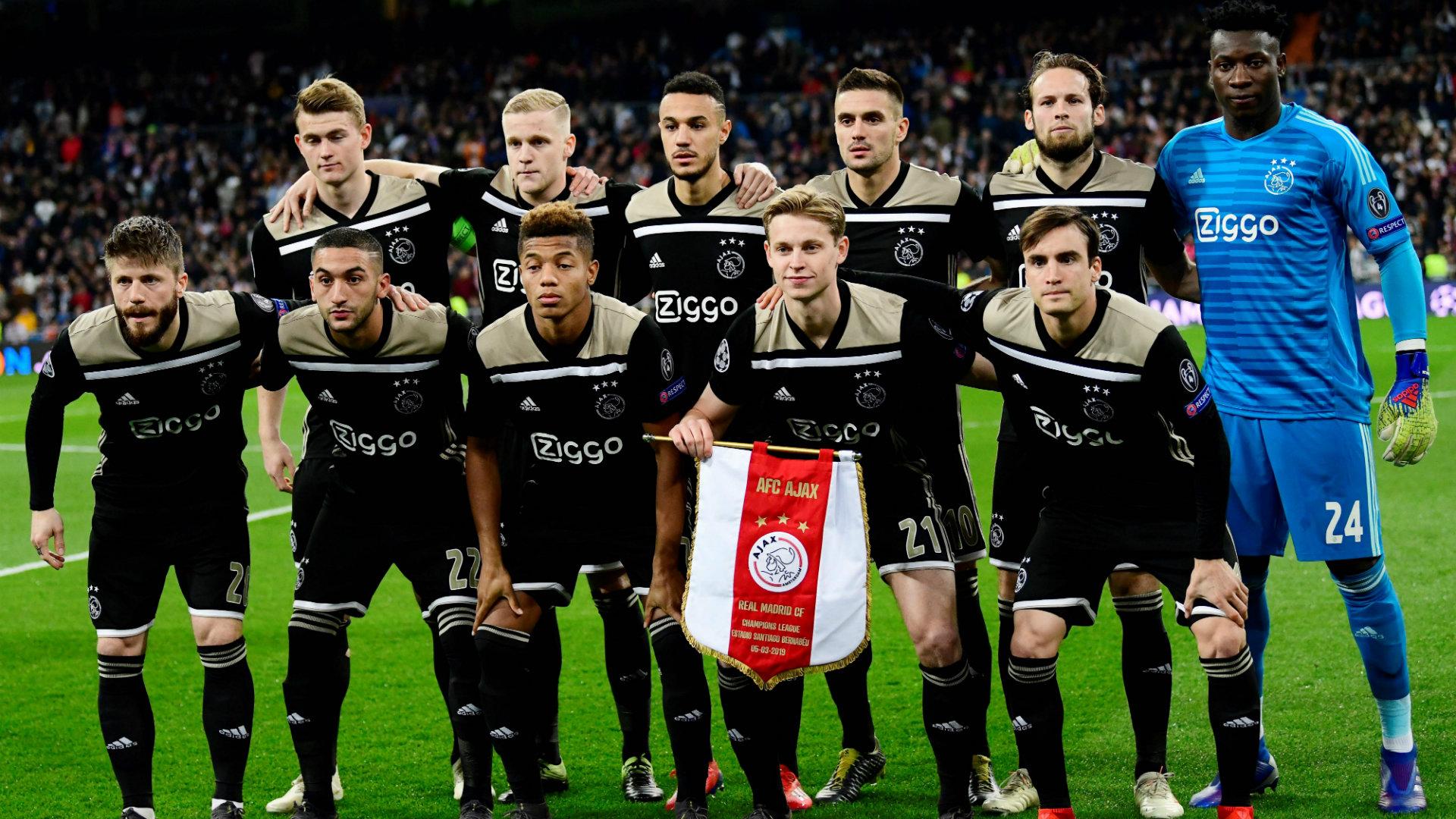 Ajax Vs Madrid: Real Madrid 1-4 Ajax: Almost Impossible To Keep Stars
