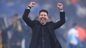 Diego Simeone Atletico de Madrid Europa League
