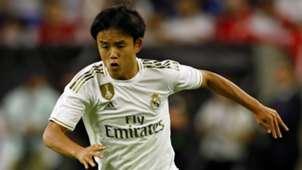 2019-07-21 Kubo Takefusa Real Madrid