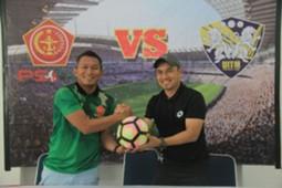 Rudy Eka Priyambada PS TNI - Wan Mustafa Wan Ismail UITM Malaysia