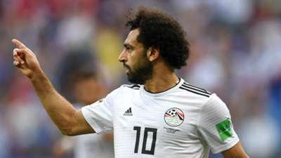 Mohamed Salah Egypt 2018 World Cup