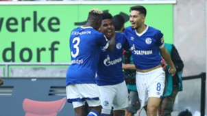 Weston McKennie Schalke 04 Fortuna Düsseldorf 06102018