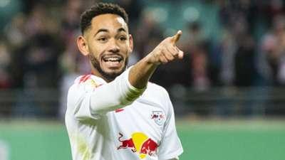 Matheus Cunha RB Leipzig VfL Wolfsburg DFB Pokal 06022019
