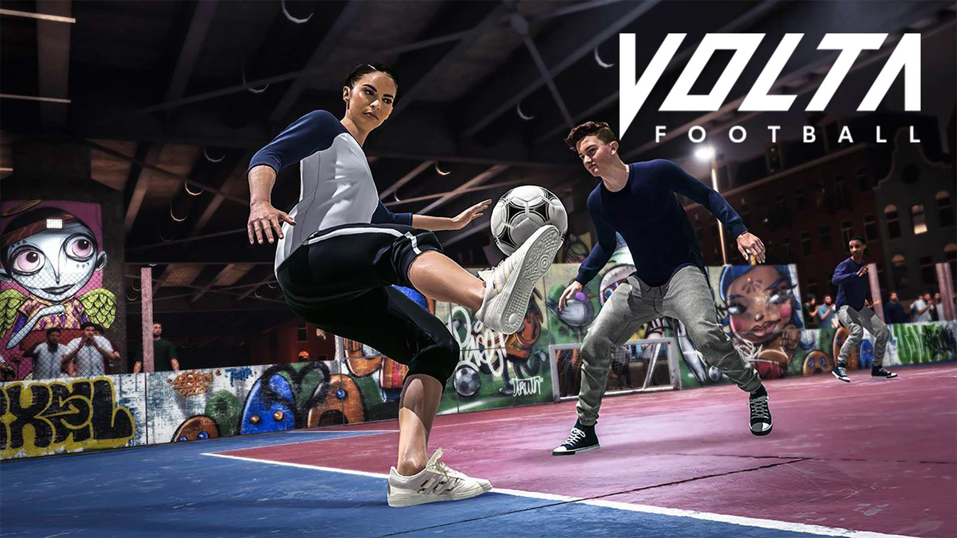 Image result for Ten things we learned playing Volta in FIFA 20