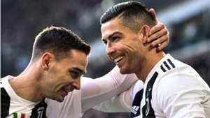 Ronaldo Juventus Sampdoria Serie A