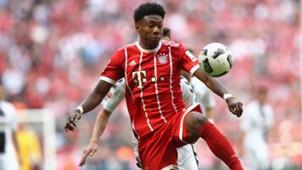 David Alaba Bayern München Bundesliga 0517