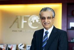سلمان بن إبراهيم آل خليفة - رئيس الاتحاد الآسيوي