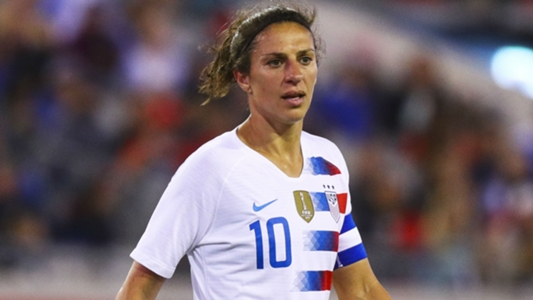 3081bd7a9f7  I m not the Carli Lloyd from five years ago  - USWNT star artfully  transitions into new role