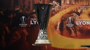 Europa League Trophy 23022018