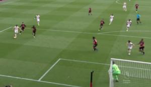 031118 Manchester United Bournemouth Gol Martial Asistencia Alexis