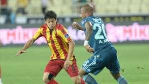 Guilherme Andre Ayew Yeni Malatyaspor Fenerbahce 8182018