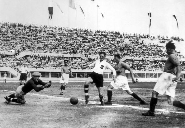 Austria world cup 1934