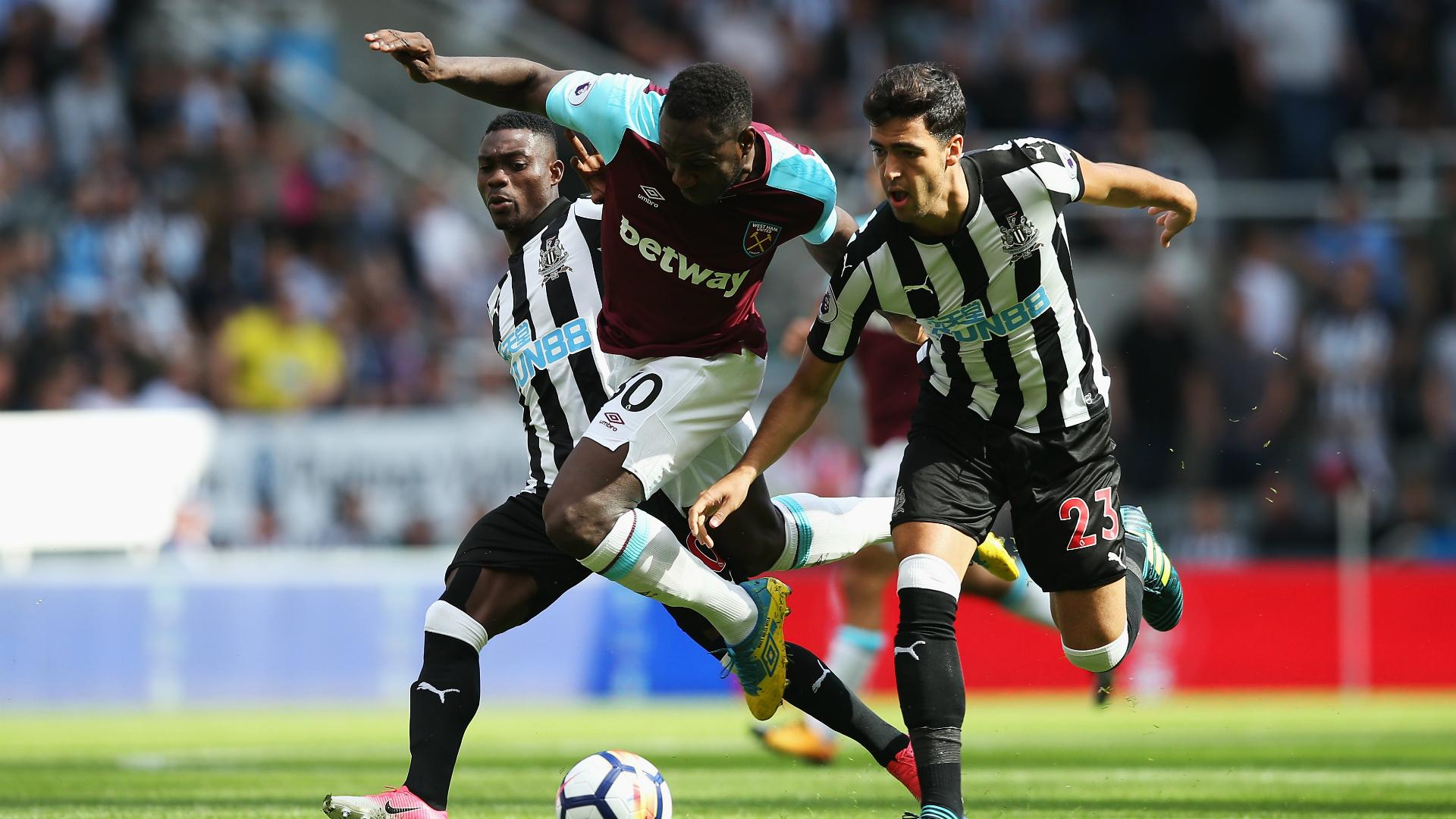 Newcastle United West Ham