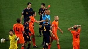Belanda vs. Spanyol 2010