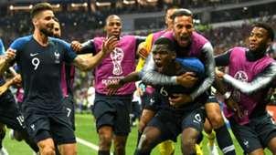 france croatia - paul pogba - world cup final - 15072018