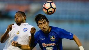 Henry Plazas Huge Silviera Zulia Nacional Copa Libertadores 16052017