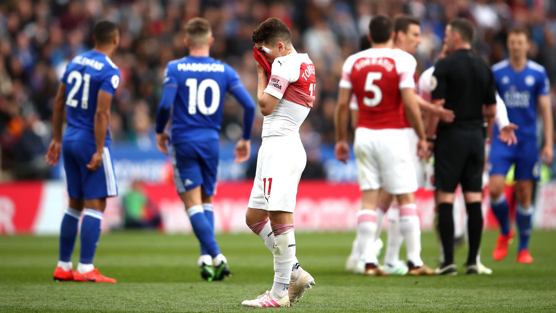 """Résultat de recherche d'images pour """"Leicester City 3:0  Arsenal"""""""
