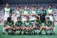 منتخب الجزائر 82