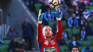 Jack Duncan Melbourne Victory v Newcastle Jets A-League 26112016