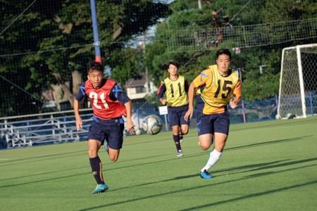 Image result for สองดาวรุ่งบียูเปิดใจหลังร่วมซ้อมเอฟซี โตเกียว U18