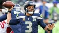 Russell Wilson MLF Seattle Seahawks 2018