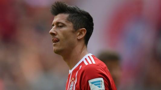 Robert Lewandowski Bayern 2017