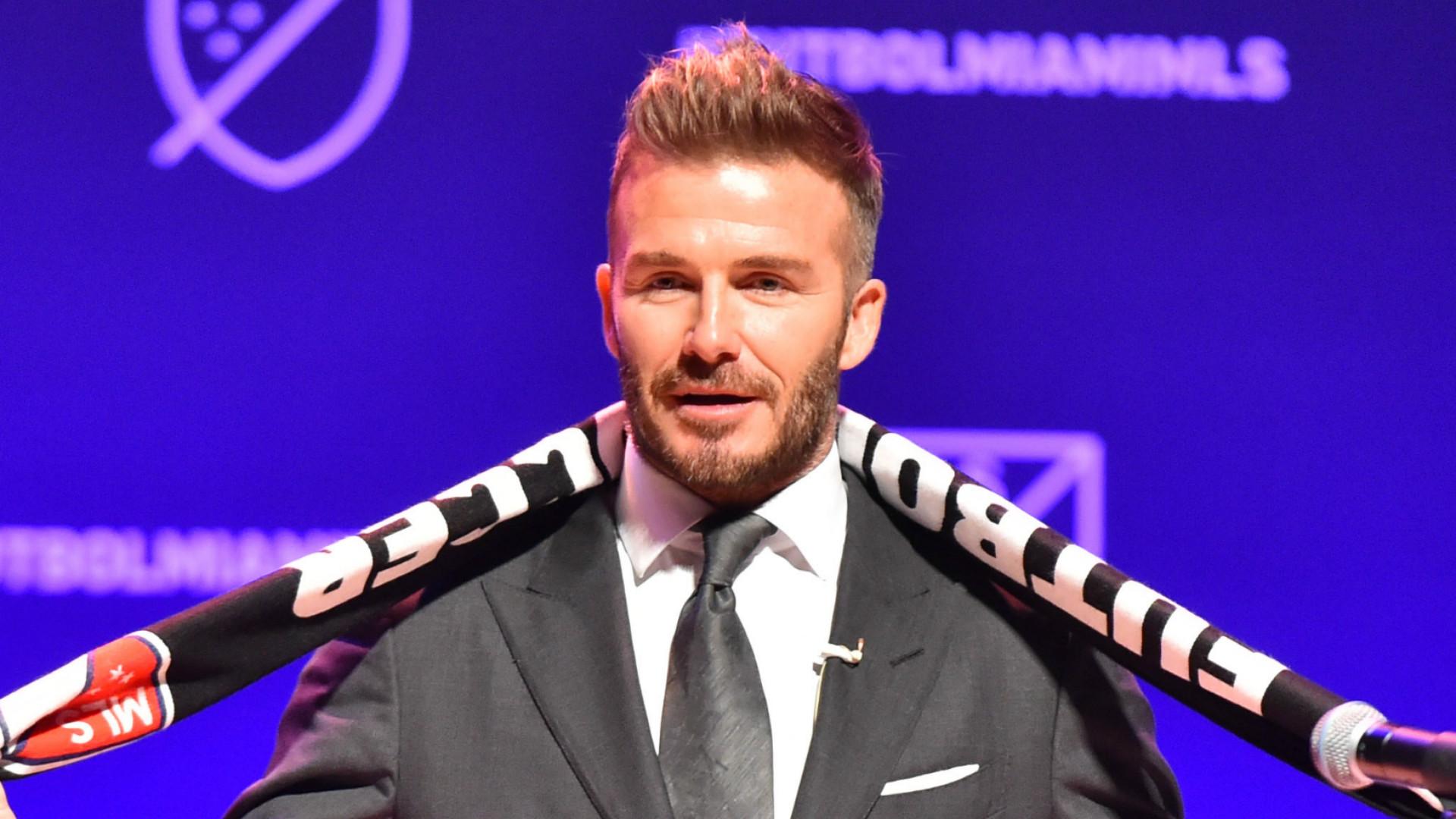 Inter Miami, Beckham annuncia il nuovo nome della sua squadra in MLS