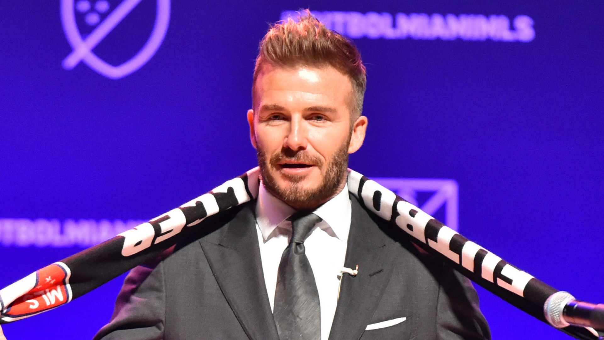 David Beckham Miami MLS
